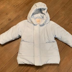 ⭐️Emile et Rose baby blue jacket - size 12 months